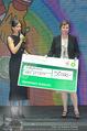 BP Charity Gala - Sofiensäle - Do 29.01.2015 - Sonja KLIMA, Gerlinde HOFER (Scheck�bergabe)113