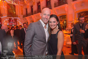 BP Charity Gala - Sofiensäle - Do 29.01.2015 - Nik BERGER, Tanja DUHOVICH12