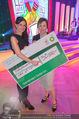 BP Charity Gala - Sofiensäle - Do 29.01.2015 - Sonja KLIMA, Gerlinde HOFER (Scheck�bergabe)131