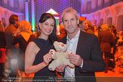 BP Charity Gala - Sofiensäle - Do 29.01.2015 - Sonja KLIMA, Michael KONSEL19