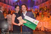 BP Charity Gala - Sofiensäle - Do 29.01.2015 - Rainer SCH�NFELDER, Sonja KLIMA3