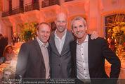 BP Charity Gala - Sofiensäle - Do 29.01.2015 - Stefan KOUBEK, Nik BERGER, Michael KONSEL33