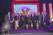 BP Charity Gala - Sofiensäle - Do 29.01.2015 - Gruppenfoto39