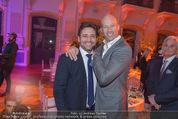 BP Charity Gala - Sofiensäle - Do 29.01.2015 - Clemens G�RNER, Nik BERGER48
