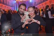 BP Charity Gala - Sofiensäle - Do 29.01.2015 - Fadi MERZA mit Ines7