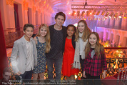 BP Charity Gala - Sofiensäle - Do 29.01.2015 - Kiddy-Contest Finalisten mit Julian LE PLAY (Heidrich)81
