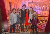 BP Charity Gala - Sofiensäle - Do 29.01.2015 - Kiddy-Contest Finalisten mit Julian LE PLAY (Heidrich)82