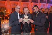 BP Charity Gala - Sofiensäle - Do 29.01.2015 - Johann LORENZ, Alex LIST, Fadi MERZA9