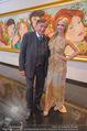 Lugner Ballkleid Anprobe - Popp & Kretschmer - Mo 02.02.2015 - Cathy LUGNER (Schmitz, alias Spatzi), Richard LUGNER21