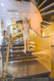 Lugner Ballkleid Anprobe - Popp & Kretschmer - Mo 02.02.2015 - Cathy LUGNER (Schmitz, alias Spatzi)34