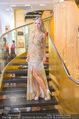 Lugner Ballkleid Anprobe - Popp & Kretschmer - Mo 02.02.2015 - Cathy LUGNER (Schmitz, alias Spatzi)35