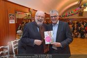 Buchpräsentation - Tanzschule Elmayer - Di 03.02.2015 - Wolfram PIRCHNER, Felix DVORAK17