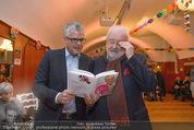 Buchpräsentation - Tanzschule Elmayer - Di 03.02.2015 - Wolfram PIRCHNER, Felix DVORAK18