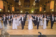 Kaffeesiederball - Hofburg - Fr 06.02.2015 - Baller�ffnung, Tanzpaare, Deb�danten166
