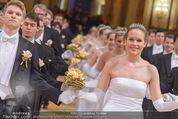 Kaffeesiederball - Hofburg - Fr 06.02.2015 - Baller�ffnung, Tanzpaare, Deb�danten167