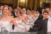 Kaffeesiederball - Hofburg - Fr 06.02.2015 - Baller�ffnung, Tanzpaare, Deb�danten169