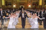 Kaffeesiederball - Hofburg - Fr 06.02.2015 - Baller�ffnung, Tanzpaare, Deb�danten171