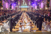 Kaffeesiederball - Hofburg - Fr 06.02.2015 - Baller�ffnung, Tanzpaare, Deb�danten176