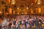 Kaffeesiederball - Hofburg - Fr 06.02.2015 - Publikum, Tanzfl�che, Ballsaal181
