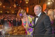 Kaffeesiederball - Hofburg - Fr 06.02.2015 - Francesca HABSBURG, Robert DORNHELM184