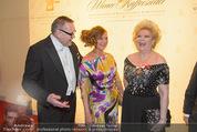 Kaffeesiederball - Hofburg - Fr 06.02.2015 - Maximilian PLATZER, Francesca HABSBURG, Birgit SARATA41