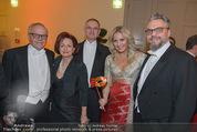 Kaffeesiederball - Hofburg - Fr 06.02.2015 - Robert und Eva MAYER, Annely PEEBO, Christoph CREMER55