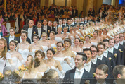 Kaffeesiederball - Hofburg - Fr 06.02.2015 - Baller�ffung, Einzug der Deb�danten80