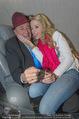 Elisabetta Canalis Abholung - Privatflug Mailand-Wien - Di 10.02.2015 - Richard und Cathy LUGNER22