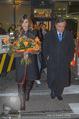 Elisabetta Canalis Abholung - Privatflug Mailand-Wien - Di 10.02.2015 - Richard LUGNER, Elisabetta CANALIS33