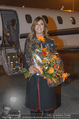 Elisabetta Canalis Abholung - Privatflug Mailand-Wien - Di 10.02.2015 - Elisabetta CANALIS36