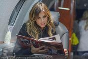 Elisabetta Canalis Abholung - Privatflug Mailand-Wien - Di 10.02.2015 - Elisabetta CANALIS50