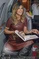 Elisabetta Canalis Abholung - Privatflug Mailand-Wien - Di 10.02.2015 - Elisabetta CANALIS55