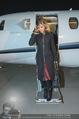 Elisabetta Canalis Abholung - Privatflug Mailand-Wien - Di 10.02.2015 - Elisabetta CANALIS70