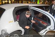 Elisabetta Canalis Abholung - Privatflug Mailand-Wien - Di 10.02.2015 - Richard LUGNER77
