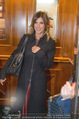 Elisabetta Canalis Abholung - Privatflug Mailand-Wien - Di 10.02.2015 - Elisabetta CANALIS91