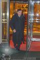 Elisabetta Canalis Abholung - Privatflug Mailand-Wien - Di 10.02.2015 - Richard LUGNER96