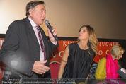 Elisabetta Canalis PK und Autogrammstunde - Lugner KinoCity - Mi 11.02.2015 - Elisabetta CANALIS, Richard LUGNER11