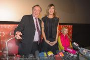 Elisabetta Canalis PK und Autogrammstunde - Lugner KinoCity - Mi 11.02.2015 - Elisabetta CANALIS, Richard LUGNER, Cathy LUGNER13