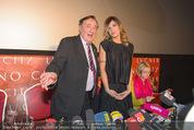 Elisabetta Canalis PK und Autogrammstunde - Lugner KinoCity - Mi 11.02.2015 - Elisabetta CANALIS, Richard LUGNER, Cathy LUGNER16