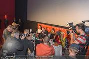 Elisabetta Canalis PK und Autogrammstunde - Lugner KinoCity - Mi 11.02.2015 - Elisabetta CANALIS, Richard LUGNER Medienrummel, Journalisten19