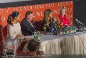 Elisabetta Canalis PK und Autogrammstunde - Lugner KinoCity - Mi 11.02.2015 - Podium21