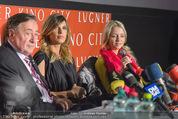 Elisabetta Canalis PK und Autogrammstunde - Lugner KinoCity - Mi 11.02.2015 - Elisabetta CANALIS, Richard LUGNER, Cathy LUGNER26