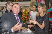 Elisabetta Canalis PK und Autogrammstunde - Lugner KinoCity - Mi 11.02.2015 - Elisabetta CANALIS und Richard LUGNER essen Giotto66