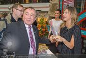 Elisabetta Canalis PK und Autogrammstunde - Lugner KinoCity - Mi 11.02.2015 - Elisabetta CANALIS und Richard LUGNER essen Giotto67