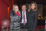Elisabetta Canalis PK und Autogrammstunde - Lugner KinoCity - Mi 11.02.2015 - Elisabetta CANALIS, Richard LUGNER, Cathy LUGNER9