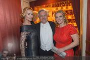 Opernball 2015 - Das Fest - Wiener Staatsoper - Do 12.02.2015 - Karina SARKISSOVA, Wolfgang FELLNER, Tina WOHNER18