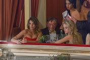 Opernball 2015 - Das Fest - Wiener Staatsoper - Do 12.02.2015 - Elisabetta CANALIS, Richard und Cathy LUGNER25