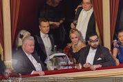 Opernball 2015 - Das Fest - Wiener Staatsoper - Do 12.02.2015 - Harald GL��CKLER, Dieter SCHROTH30