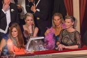 Opernball 2015 - Das Fest - Wiener Staatsoper - Do 12.02.2015 - Elise MOUGIN, Desiree TREICHL-ST�RGKH31