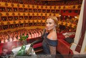 Opernball 2015 - Das Fest - Wiener Staatsoper - Do 12.02.2015 - Karina SARKISSOVA35